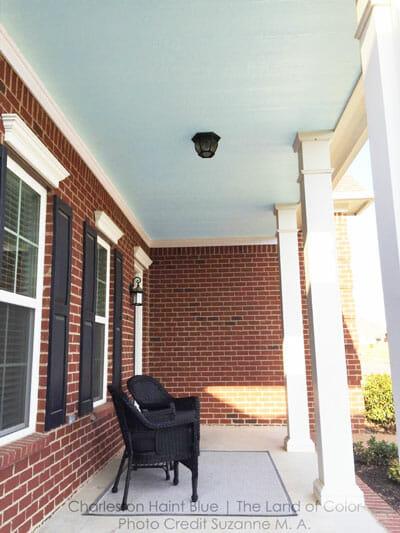 Charleston-Haint-Blue-paint color formula