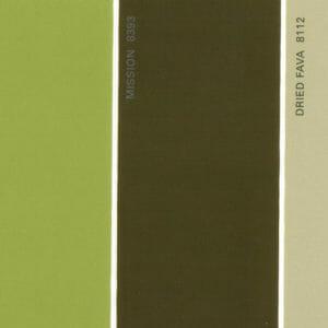 Martha Stewart Paint 5-Color Palette Card #12