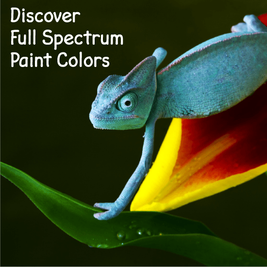 discover full spectrum paint colors