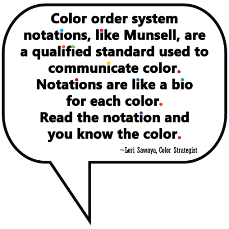color notation-bios