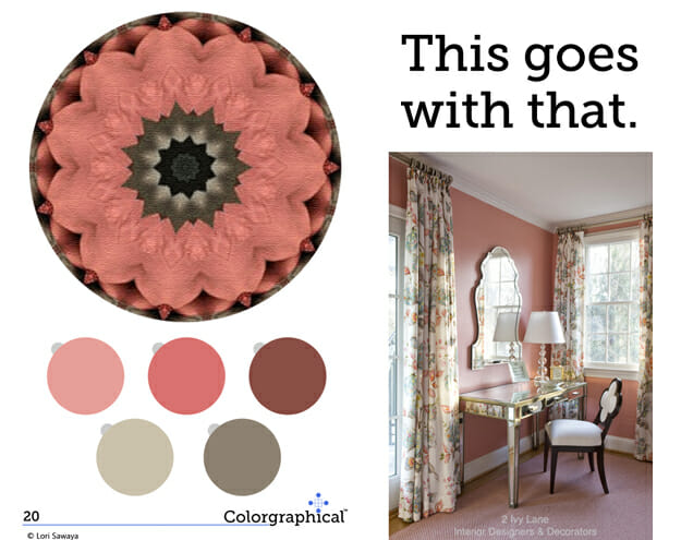 Color Scheme Inspiration #20 Pratt & Lambert Paint