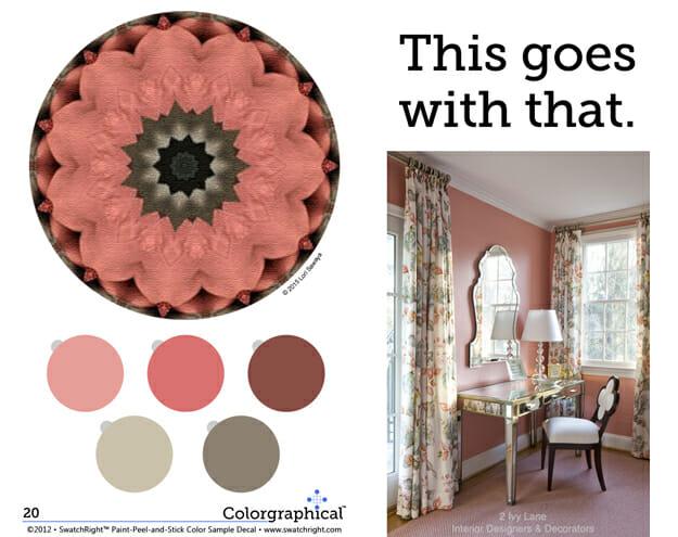 Color Scheme #20 Pratt & Lambert Paint