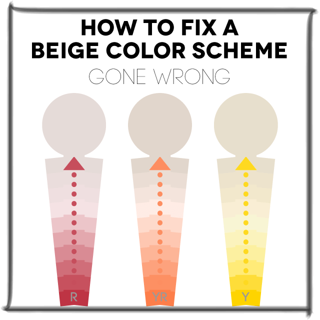 How-to-fix-pink beige and yellow beige