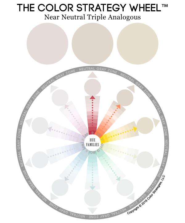 Pink Beige and Yellow Beige Color Scheme Fix