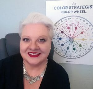 Lori Sawaya, Color Strategist