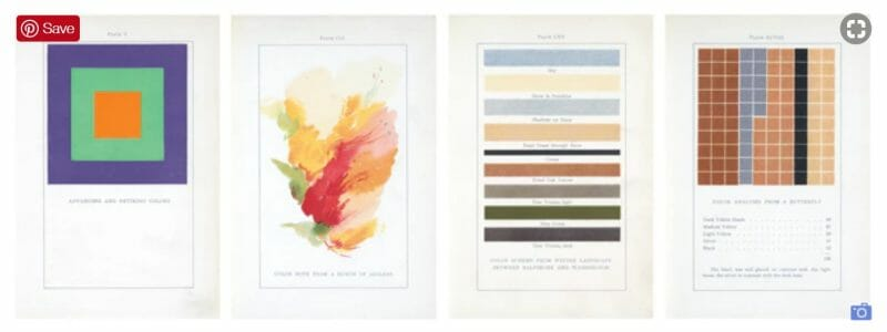 Color Problems - A Book by Emily Noyes Vanderpoel